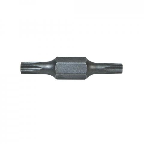 Replacement Bit, Tamperproof TORX® #15 and #20