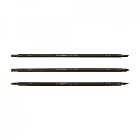 Adjustable-Length Replacement Blade Set 3-Pack