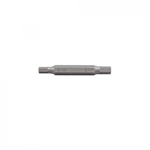 Replacement Bit, Hex Pin 5/32, 3/16