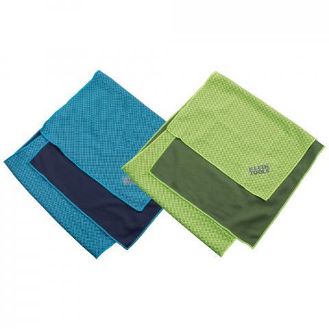 Mesh Cooling Towel, 2-Pack
