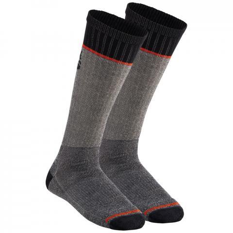 Merino Wool Thermal Socks, XL