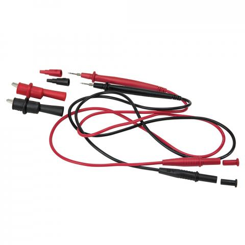 Replacement Test Leads Straight Inputs