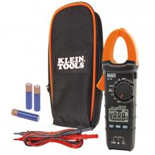 CL110 - Clamp Meter, Digital AC Auto-Ranging Tester, 400 Amp