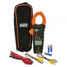 CL450 - Electrical Tester, HVAC Clamp Meter with Differential Temperature