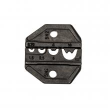 VDV205044 - Crimp Die Set, Non-Ins.Term, AWG 18-16